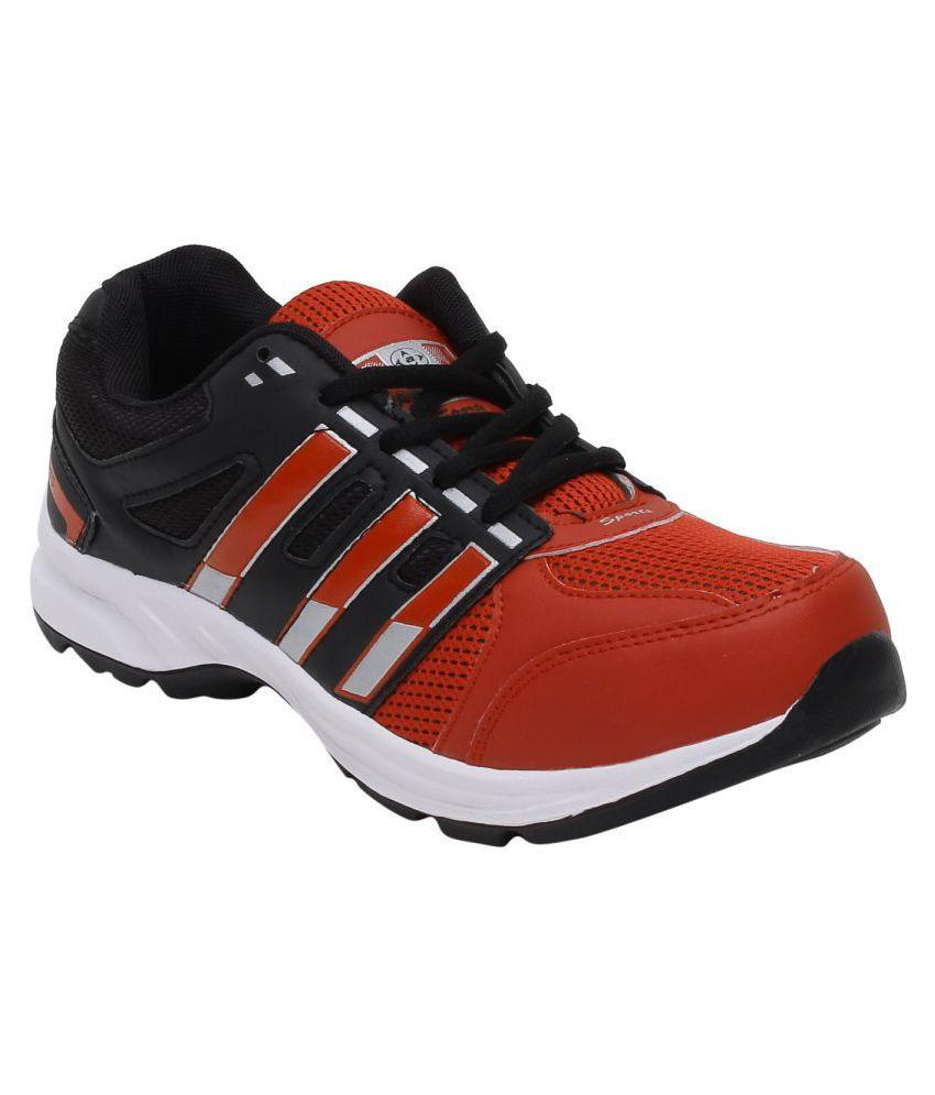 Aerofax Red Running Shoes