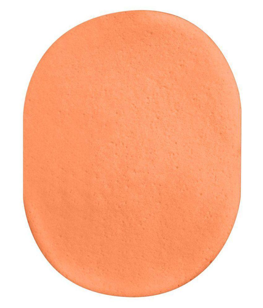 Panache Face Wash Sponge, Mild Orange Facial Sponge Orange