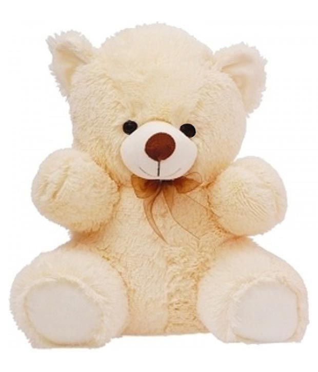tabby toys cute teddy bear 43cm buy tabby toys cute teddy bear
