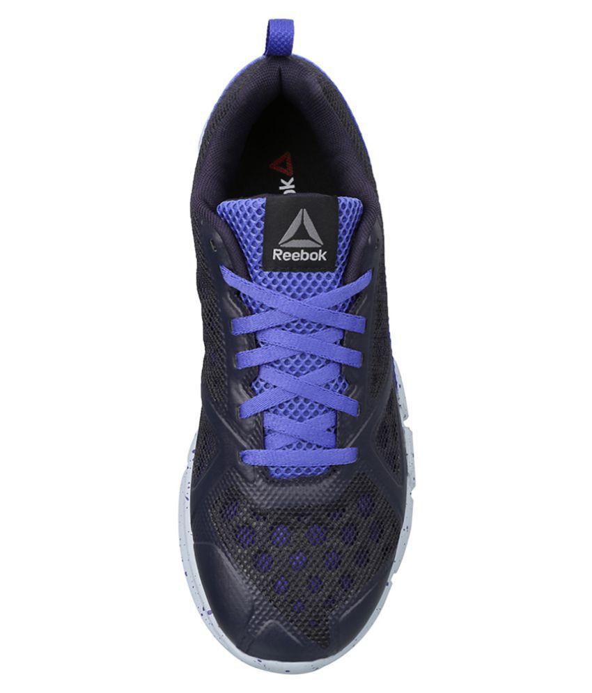 low priced 057db 502db Reebok HEXALITE TR WS Blue Training Shoes .
