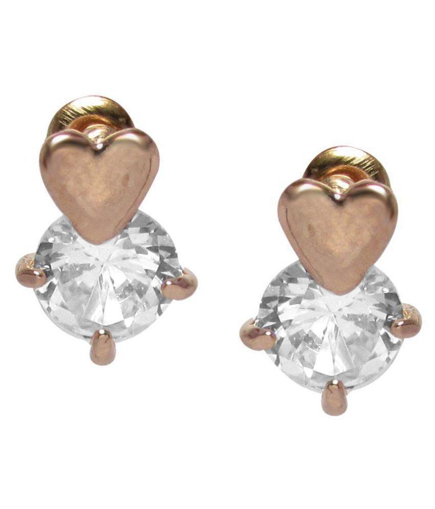 Jewelz Multicolour Studs Earrings