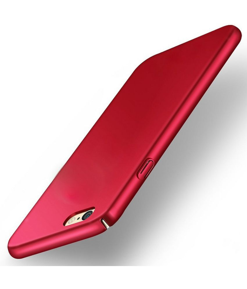 newest 85497 9aa14 Oppo F1s Cover by Wow Imagine - Red