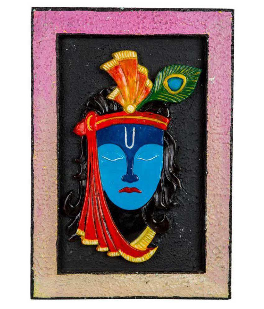 Mangala arts mural painting wood painting without frame for Cost of mural painting