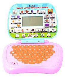Meratoy English Learner Mini Kid Laptop