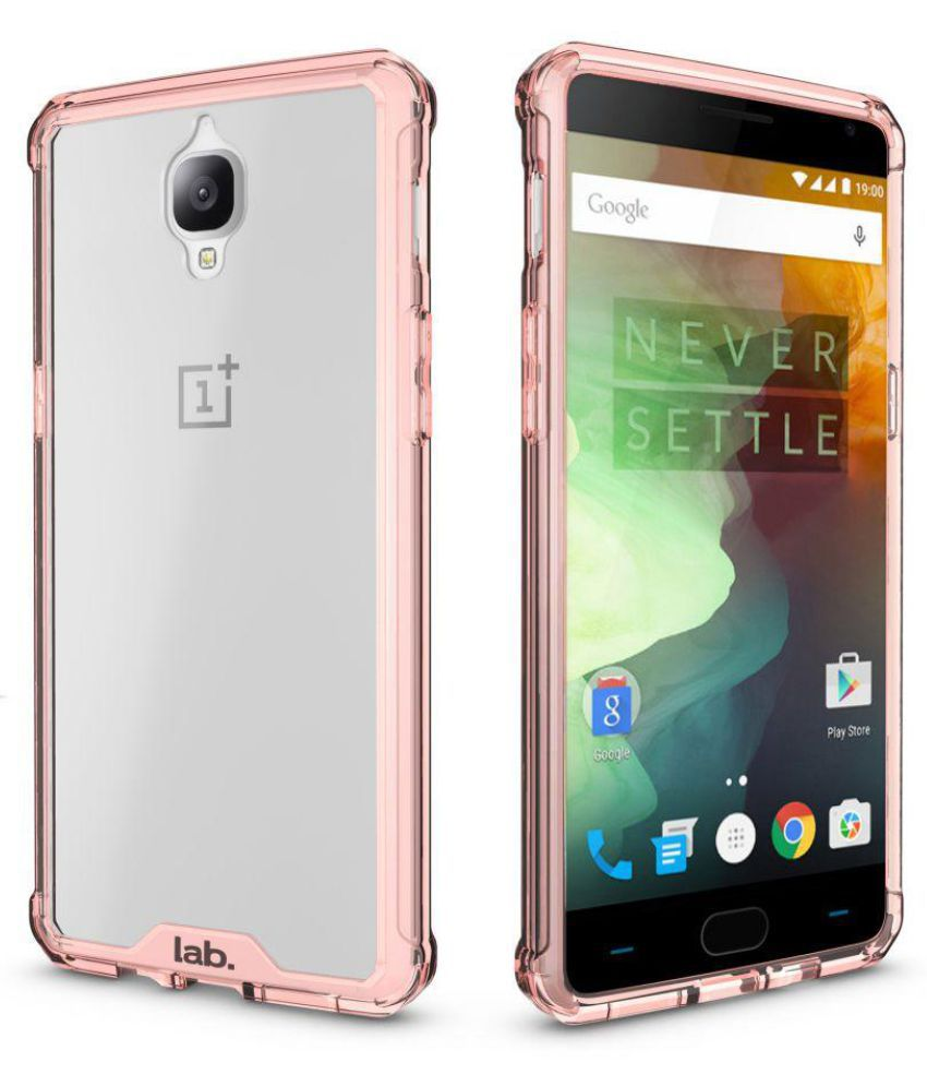 info for 8f51b 84fc9 OnePlus 3 Cover by Labrador - Rose Gold