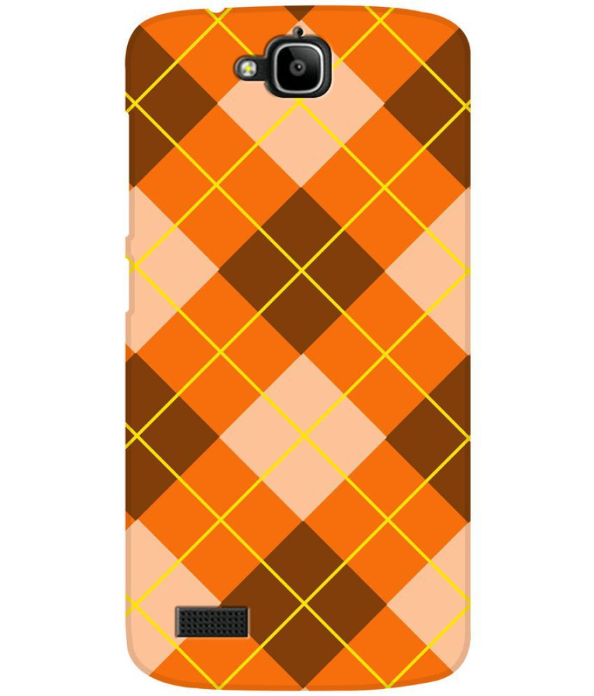 Huawei Honor Holly Printed Cover By SWANK THE NEW SWAG