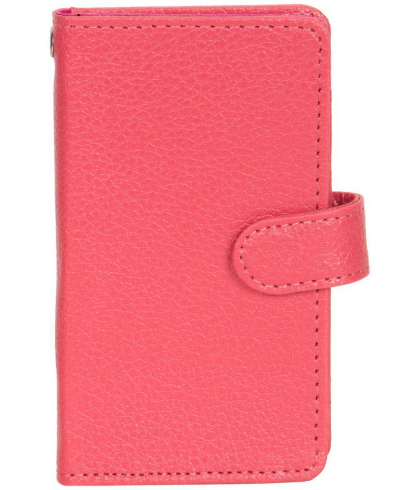 Lenovo S850 Holster Cover by Senzoni - Pink