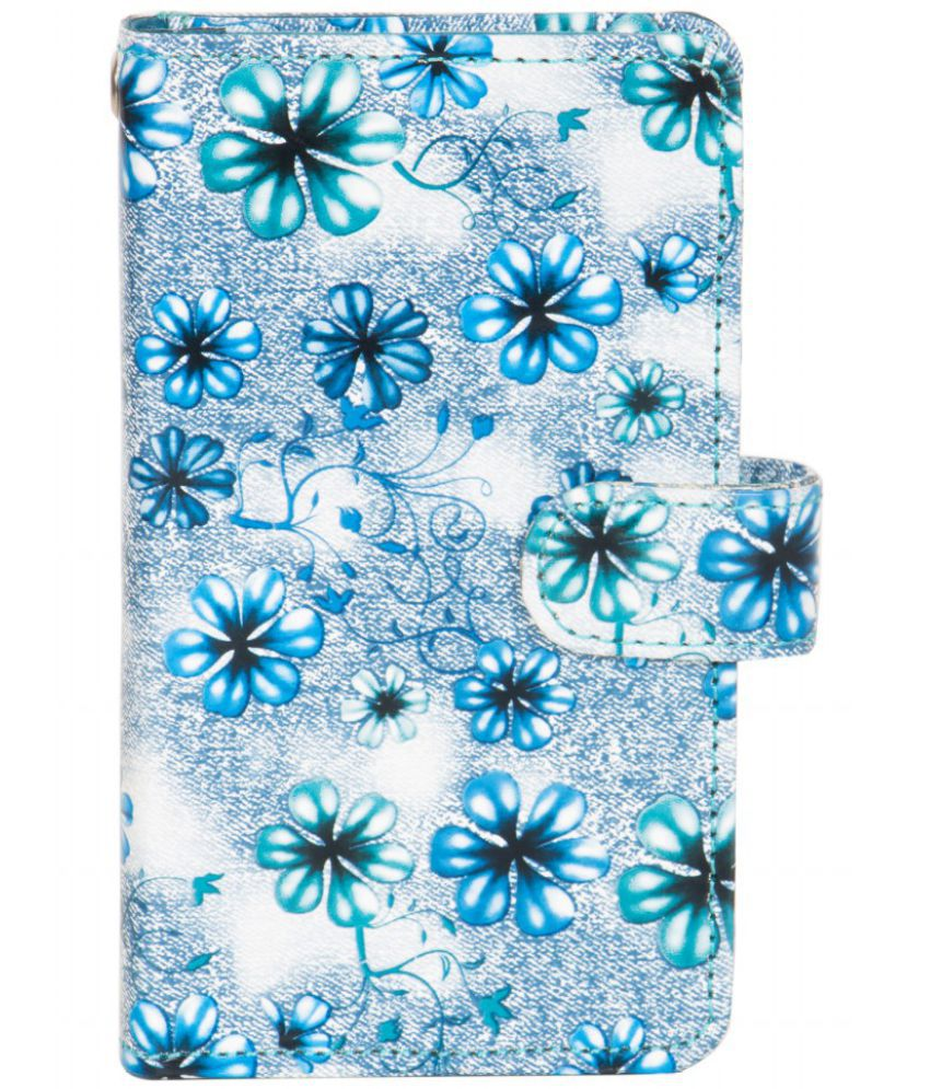 Oppo Yoyo R2001 Holster Cover by Senzoni - Blue