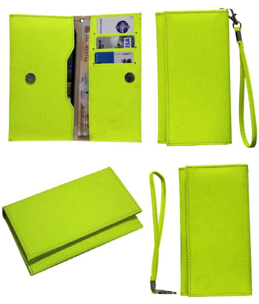 Elephone G6 Holster Cover by Jojo - Green