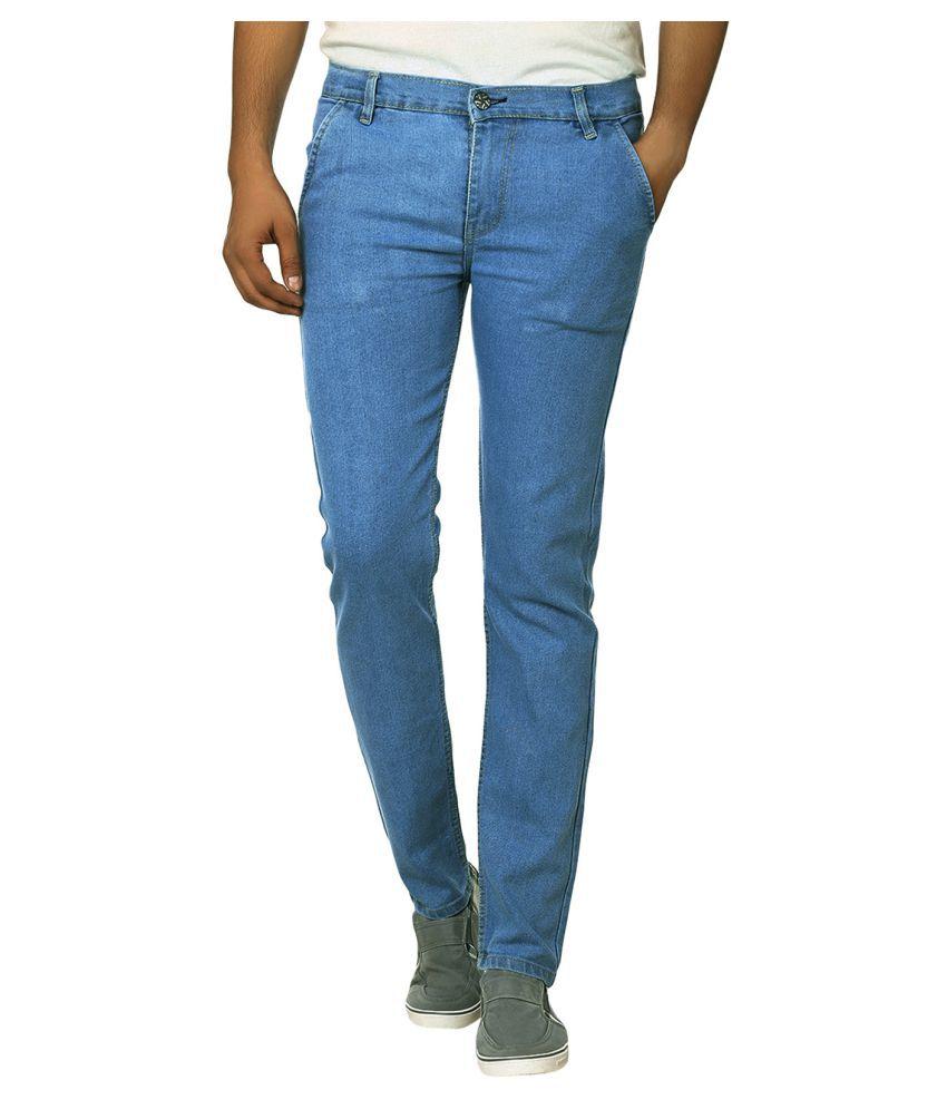 Ben Carter Blue Slim Jeans