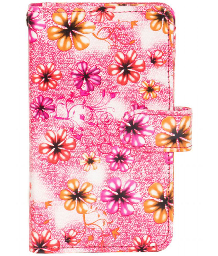 Microsoft Lumia 430 Holster Cover by Senzoni - Pink