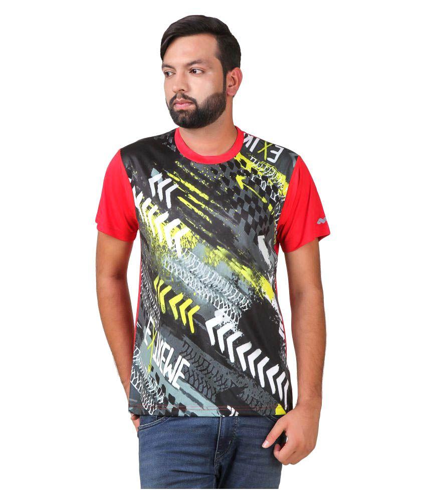 Spunk Multi Round T-Shirt