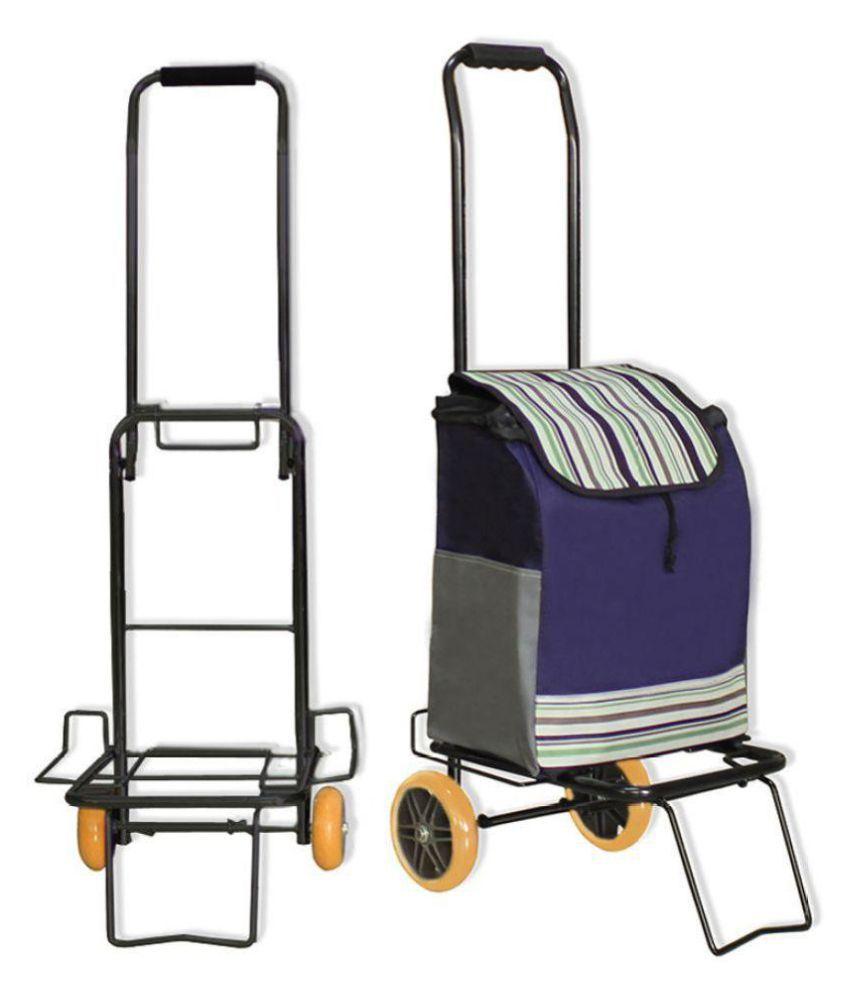 Kawachi Black Others Trolley Backpack