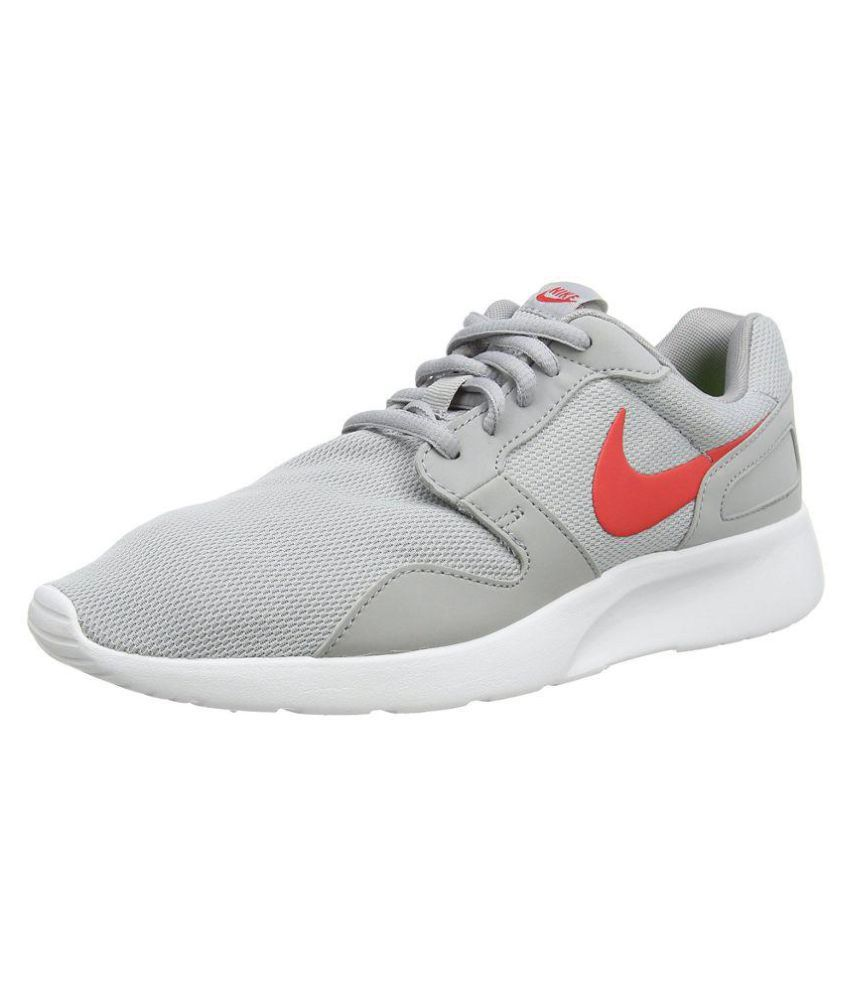 low priced 5fe73 b1978 Nike Kaishi Running Shoes Grey - Buy Nike Kaishi Running Shoes Grey Online  at Best Prices in India on Snapdeal
