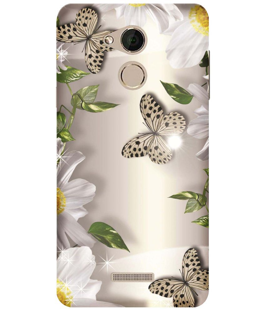 competitive price fd80e a08b8 Coolpad Note 5 Printed Cover By Wow