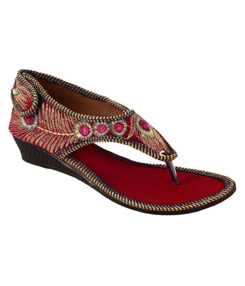DNF Red Flat Flats
