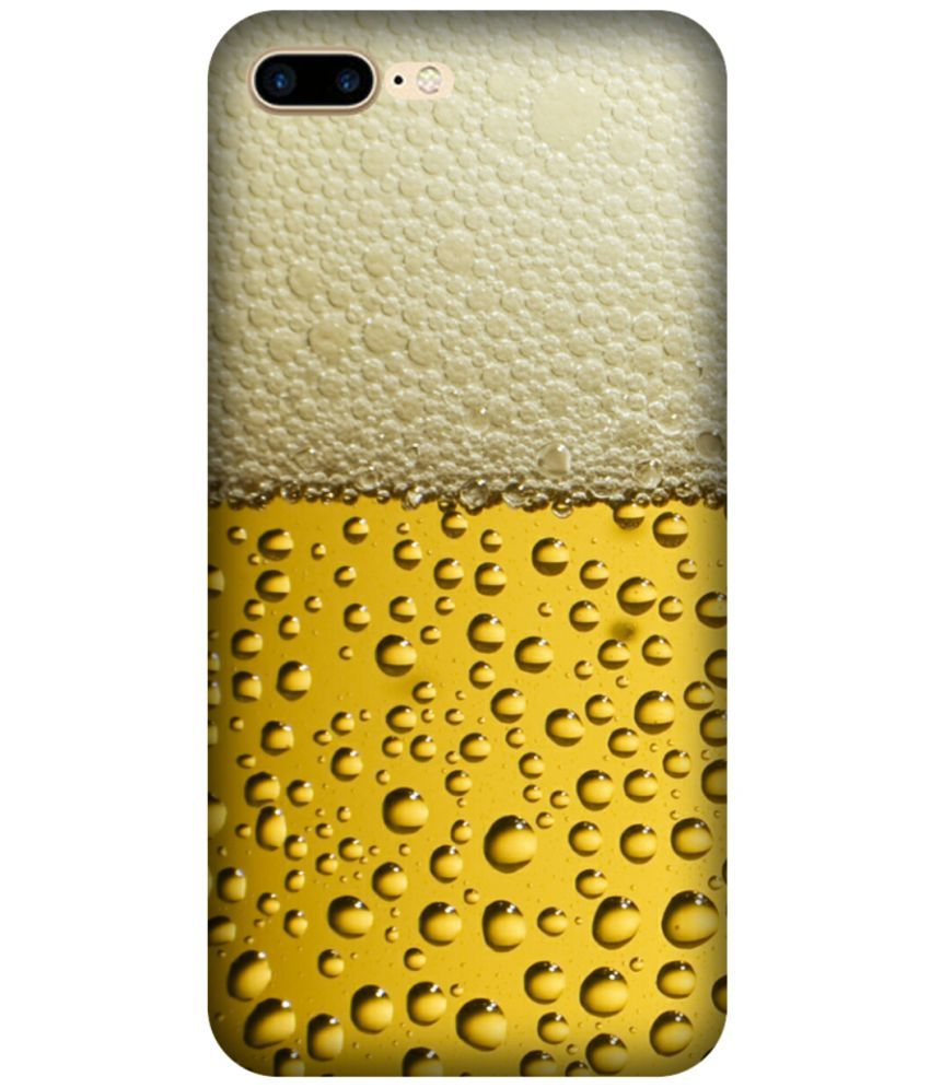 Apple iPhone 7 Plus Printed Cover By Case king