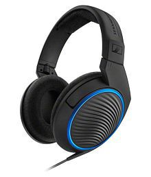 Sennheiser HD451 Over Ear Wired Headphones Without Mic Black