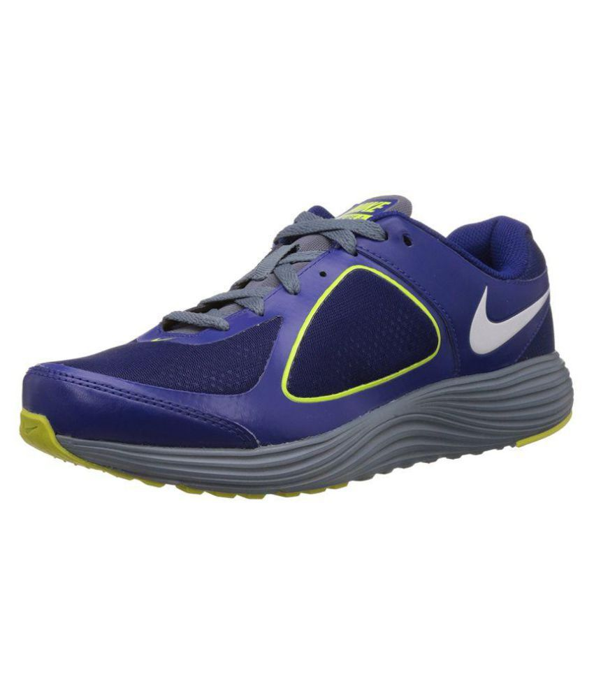 Nike Emerge 3 Blue Running Shoes - Buy Nike Emerge 3 Blue Running Shoes  Online at Best Prices in India on Snapdeal dcce6ae24f