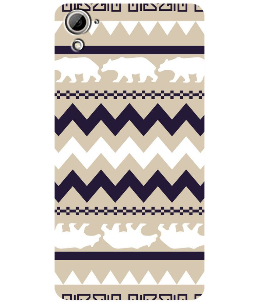 HTC Desire 826 Printed Cover By SWANK THE NEW SWAG
