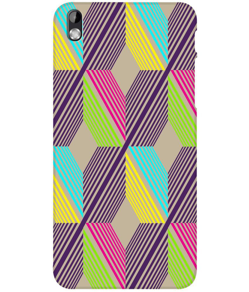 HTC Desire 816 Printed Cover By SWANK THE NEW SWAG