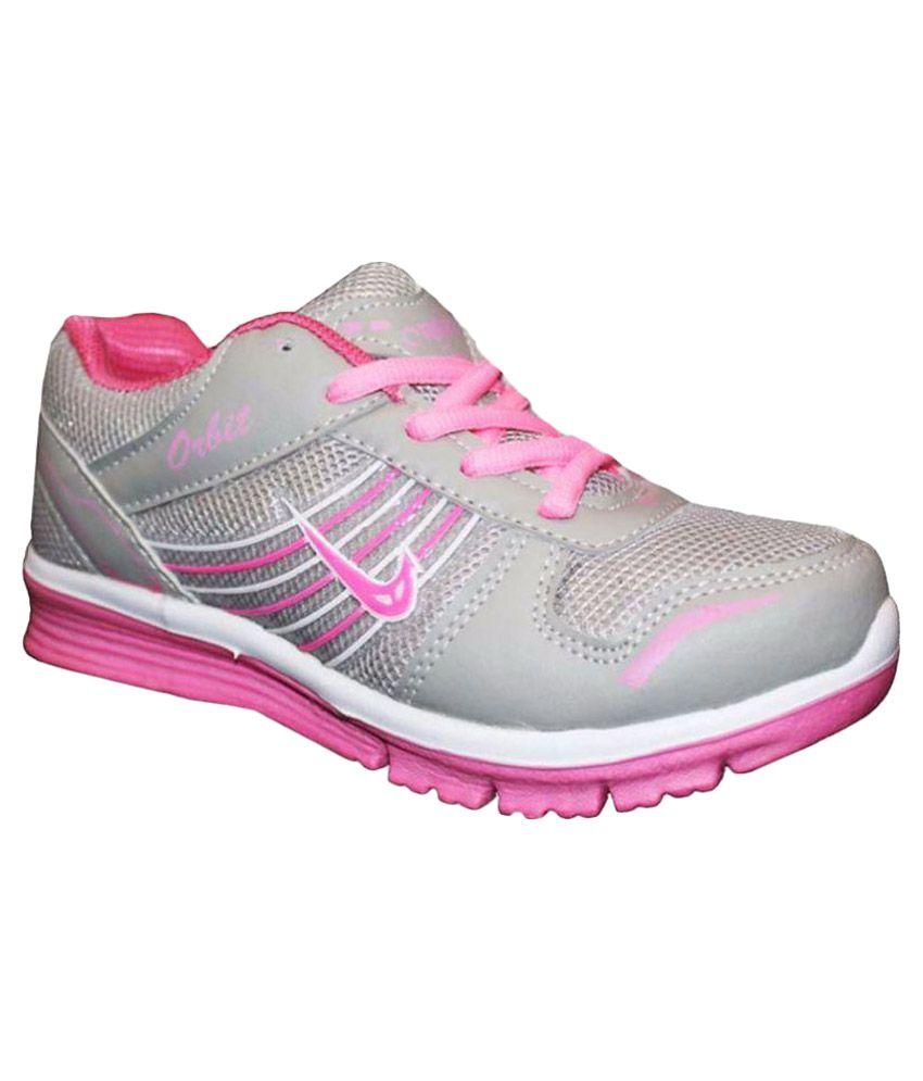 Orbit Pink Running Shoes