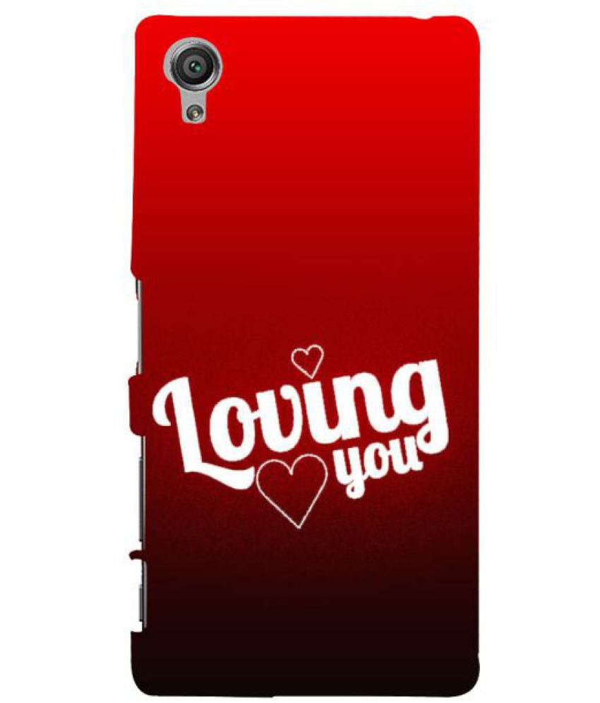 Sony Xperia X 3D Back Covers By Fuson