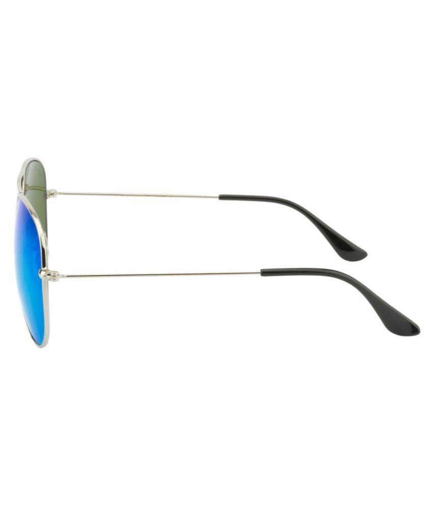 7b3ce6b8344b O Positive Blue Aviator Sunglasses ( OPGL3024C1MR ) - Buy O Positive ...