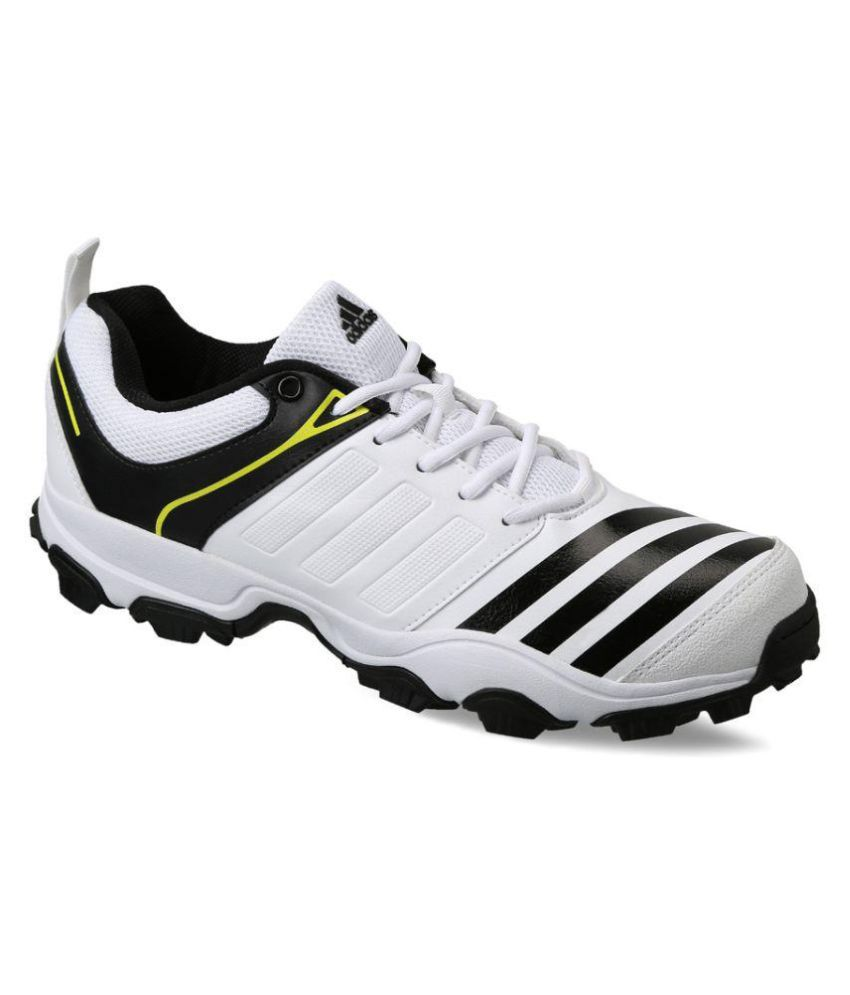 Adidas 22 Yds Trainer16 White Cricket Shoes - Buy Adidas 22 Yds Trainer16  White Cricket Shoes Online at Best Prices in India on Snapdeal 8ed2702f4