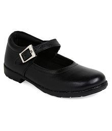 Beanz Girls School Shoes