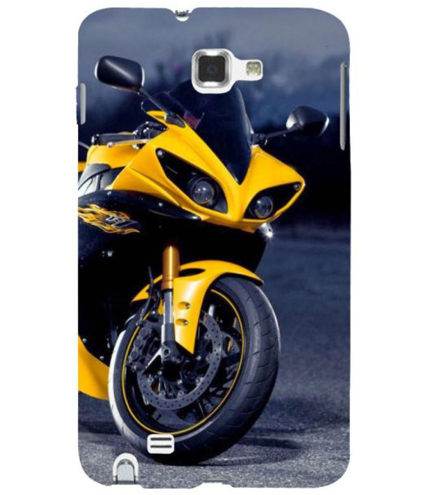 Samsung Galaxy Note 1 3D Back Covers By Fuson