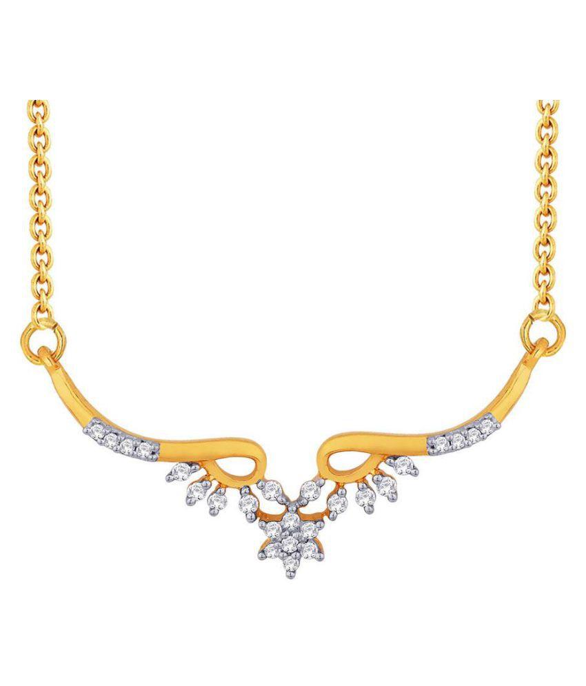 Sangini 18k Yellow Gold Mangalsutra
