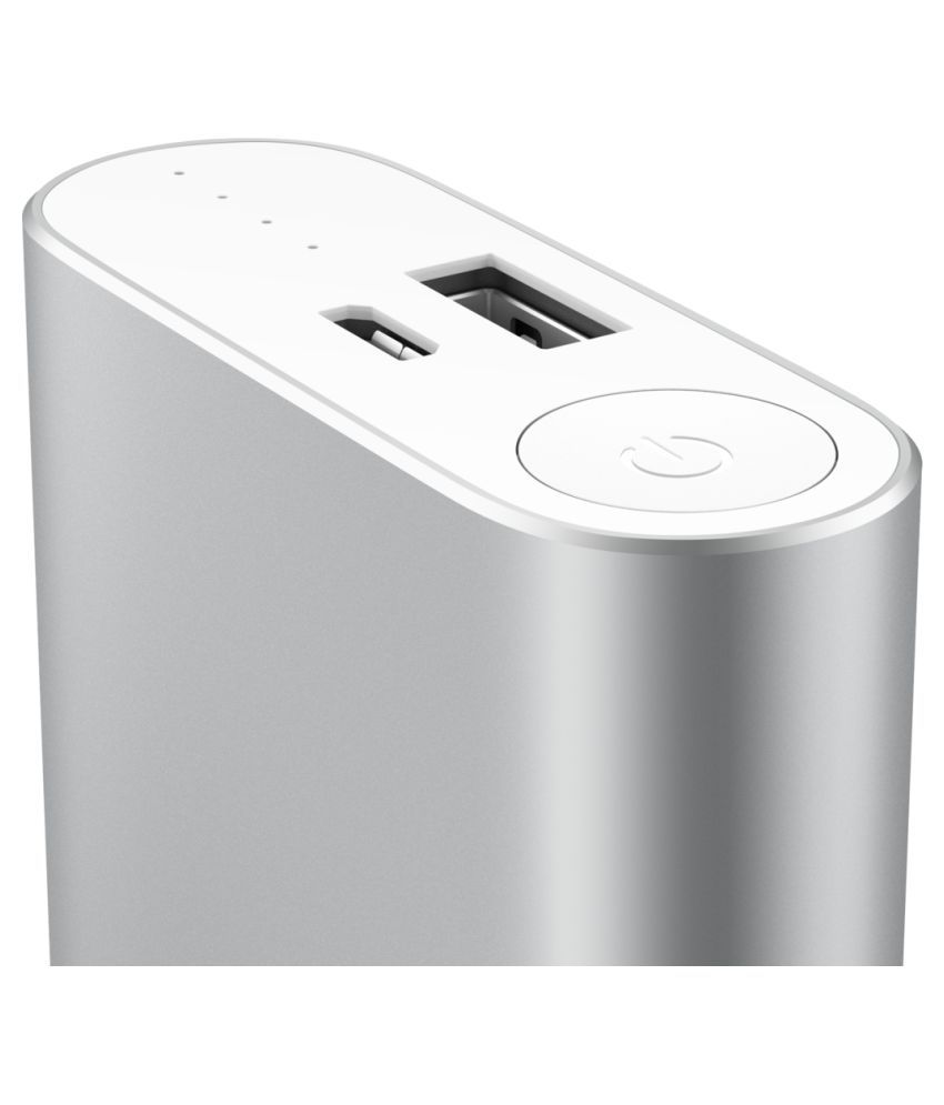 Buy Mi 10000 Mah Li Ion Power Bank Online Best Prices Snapdeal Official Xiaomi Powerbank 2 10000mah Silver
