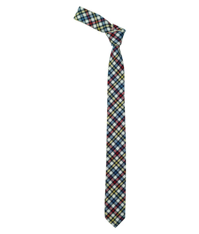 The Tie Hub Multi Casual Necktie