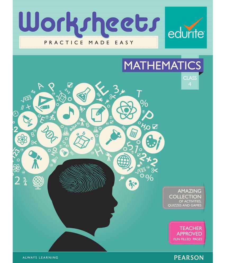 Edurite Class 4 Maths Worksheets: Buy Edurite Class 4 Maths ...