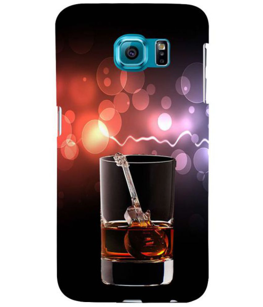 Samsung Galaxy S6 3D Back Covers By Fuson