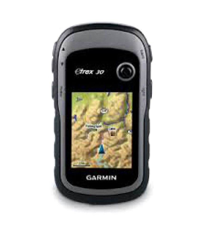 Scientific And Allied Ind Garmin eTrex 30x GPS Device  (Grey) GPS Device for In-Car Use