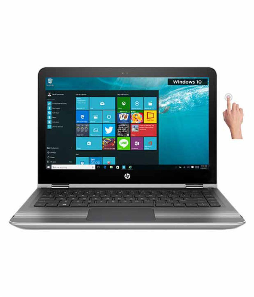 hp pavilion 13 u131tu 2 in 1 laptop 7th gen intel core i3. Black Bedroom Furniture Sets. Home Design Ideas