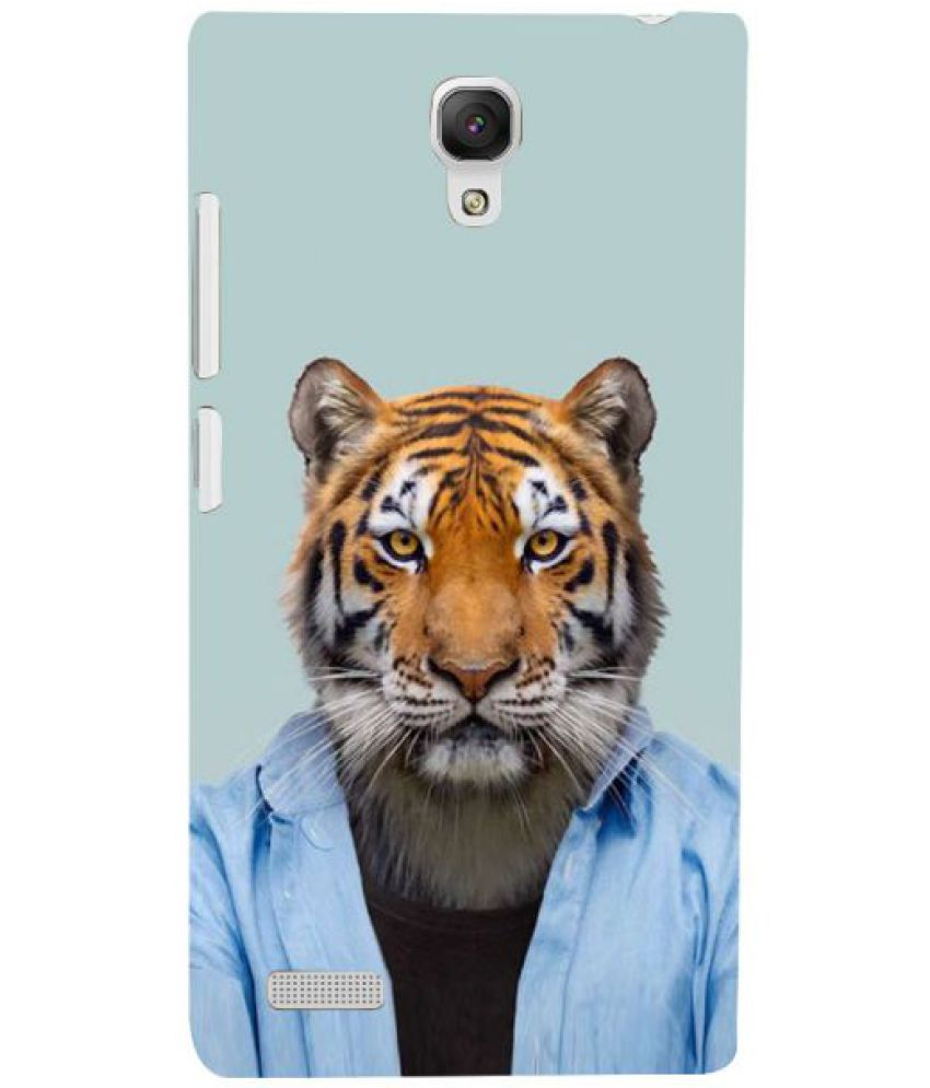 Xiaomi Redmi Note 3D Back Covers By Fuson