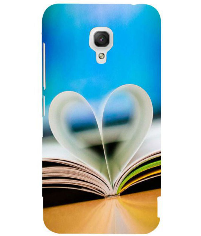 Xiaomi Redmi 2A 3D Back Covers By Fuson