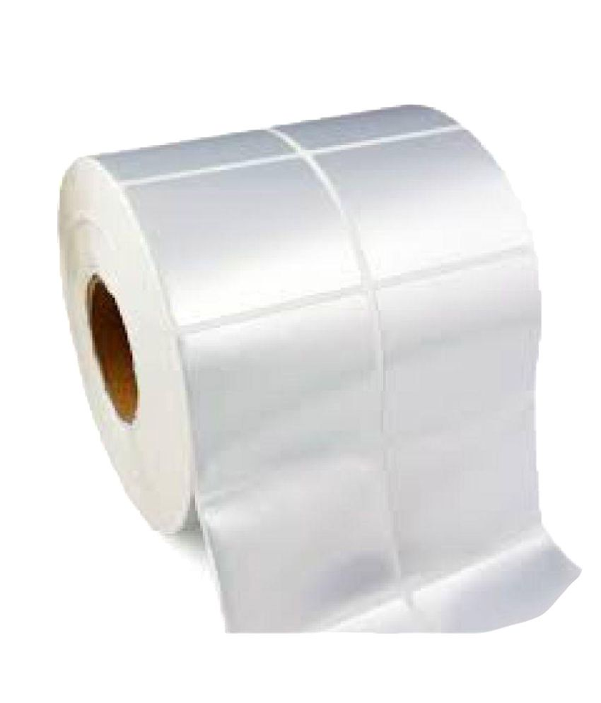 Vardhaman Barcode Label Roll 50mm x 25mm -2 up