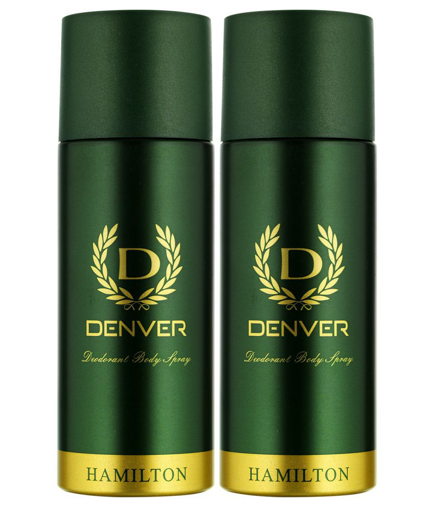 Denver Hamilton Deo Combo (Pack Of 2: Buy Online At Best