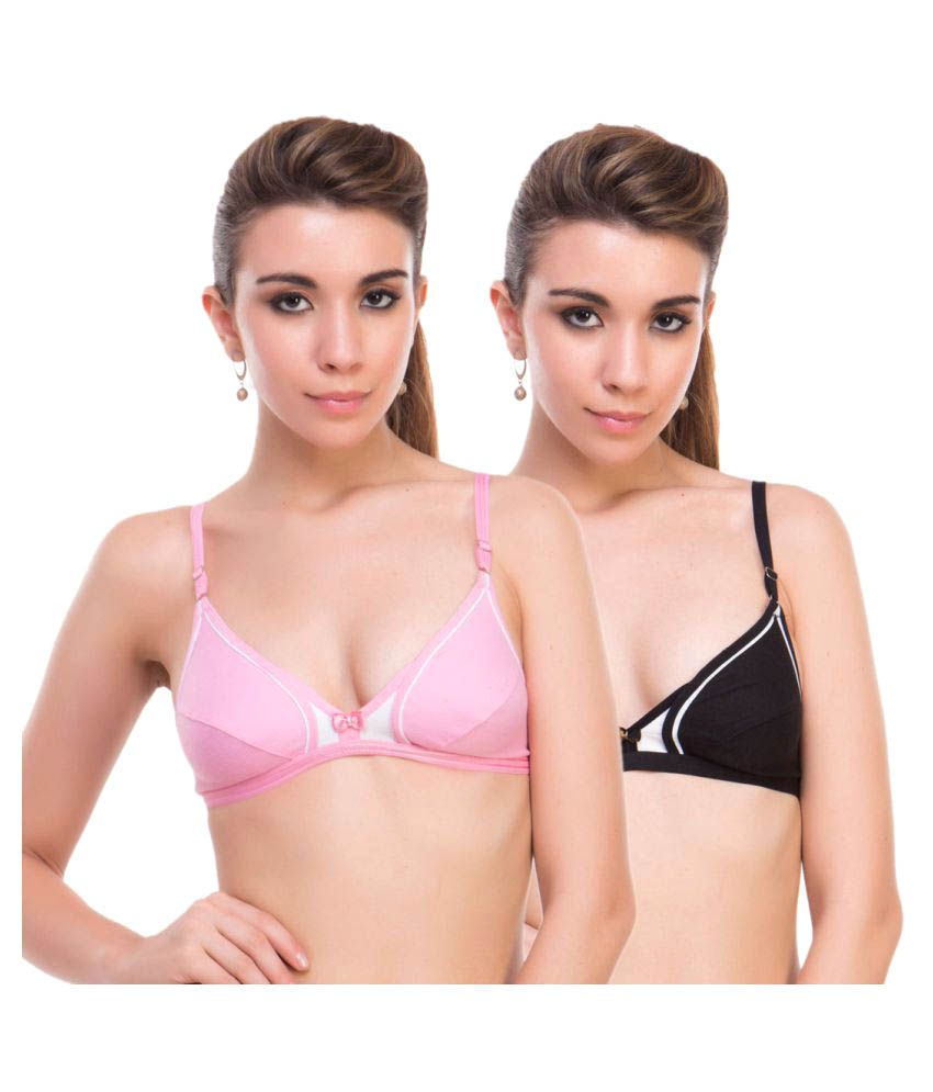 New Care Polyester Shaping Bra