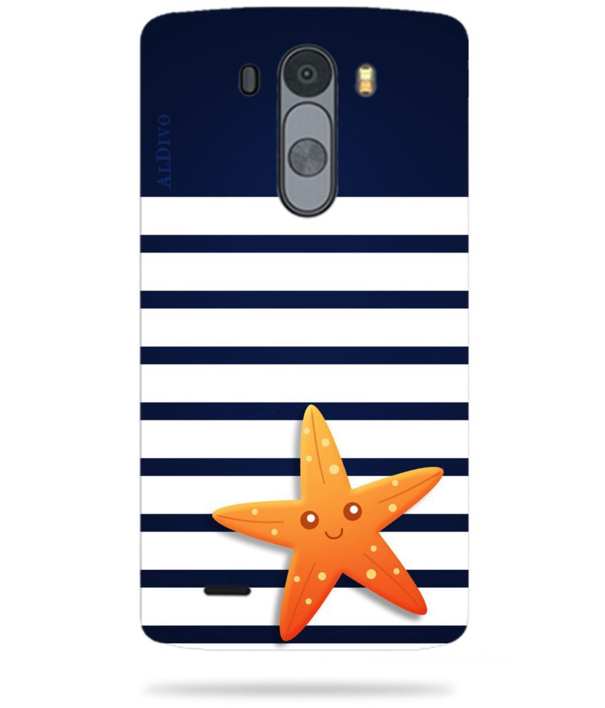 LG G3 Printed Cover By ALDIVO