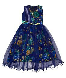 Arshia Fashions Girls Party Gown