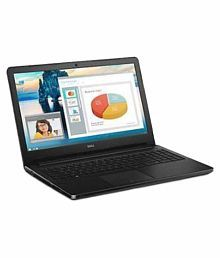 Dell Vostro 3568 Notebook Core I3 (6th Generation) 4 GB 39.62cm(15.6) Linux Not Applicable Black