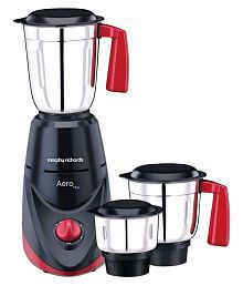 Morphy Richards Aero Plus Mixer Grinder 500 W 3 Jar Mixer Grinder