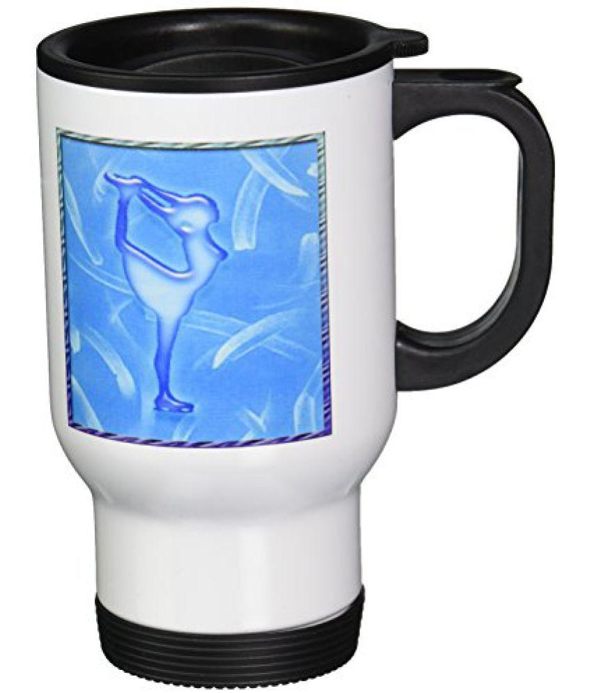 3dRose Steel Travel Mug 1 Pcs 415 ml