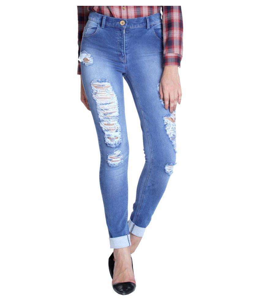 Naomi Code Denim Jeans