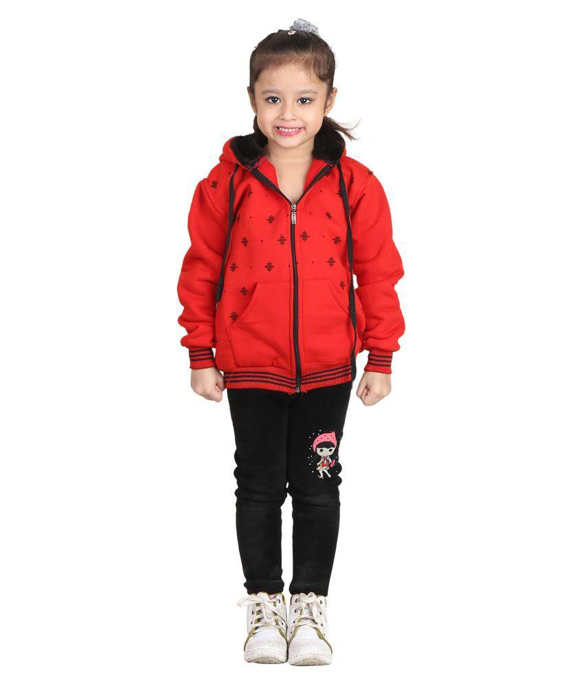 Qeboo Red Jacket